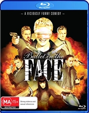 Bullet In The Face | Blu-ray