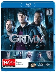 Grimm - Season 1 | Blu-ray