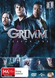 Grimm - Season 1 | DVD