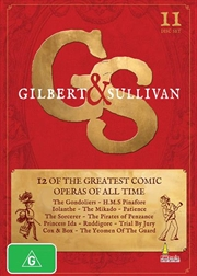 Gilbert and Sullivan | Boxset