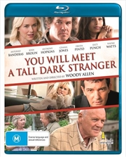 You Will Meet A Tall Dark Stranger | Blu-ray