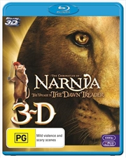 Chronicles Of Narnia - The Voyage Of The Dawn Treader | 3D Blu-ray