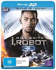 I, Robot | 3D + 2D Blu-ray