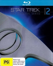 Star Trek The Original Series - Season 2 | Blu-ray