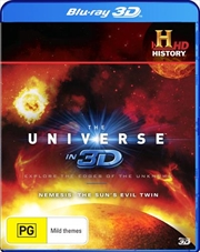 Universe In 3D: Nemesis - The Sun's Evil Twin | Blu-ray 3D