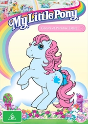 My Little Pony - Ghosts Of Paradise Estate | DVD