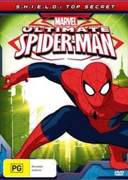 Ultimate Spider-Man - S.H.I.E.L.D. - Top Secret | DVD
