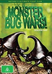 Monster Bug Wars!: Season 1 | DVD