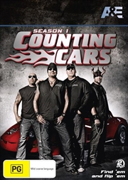 Counting Cars - Season 1 | DVD