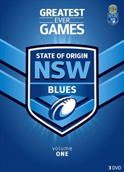NRL: State Of Origin: Greatest Ever Games: New South Wales | DVD