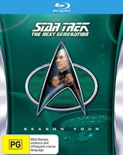 Star Trek Next Generation - Season 4