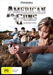 American Guns - Season 1 | DVD