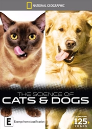National Geographic: The Science Of Cats And Dogs | DVD