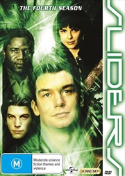 Sliders - Season 04 | DVD