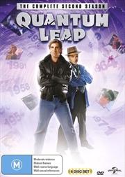 Quantum Leap - Complete Season 02 - Slimline Packaging