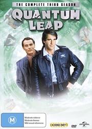 Quantum Leap - Complete Season 03 - Slimline Packaging