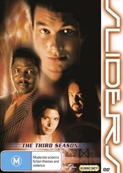 Sliders - Season 3 | DVD