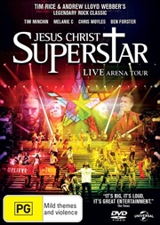 Jesus Christ Superstar | DVD
