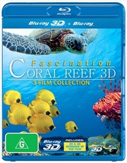Fascination Coral Reef 3D / Fascination Coral Reef 3D - Hunters and The Hunted / Fascination Coral R | Blu-ray 3D