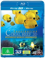 Fascination Coral Reef 3D - Mysterious Worlds Under Water | 3D + 2D Blu-ray