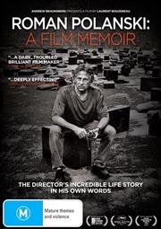 Roman Polanski:  A Film Memoir | DVD