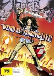 Weird Al Yankovic: Alpocalypse   DVD