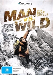 Man Vs Wild - Extreme Survival Specials