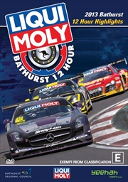 Liqui-Moly 2013 Bathurst 12-Hour Race | DVD