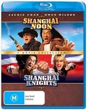 Shanghai Noon  / Shanghai Knights | Blu-ray