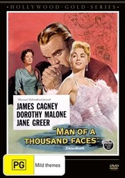 Man Of A Thousand Faces | DVD
