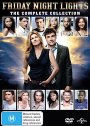 Friday Night Lights - Season 1-5 | Boxset | DVD