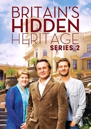 Britain's Hidden Heritage: Season 2 | DVD