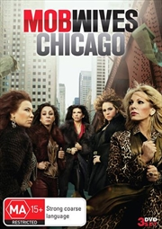 Mob Wives Chicago | DVD