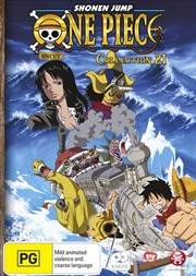One Piece - Uncut - Collection 21 - Eps 253-263 | DVD