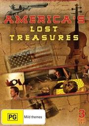 America's Lost Treasures - Season 1 | DVD