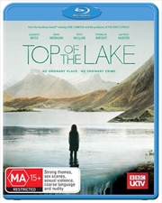 Top Of The Lake | Blu-ray