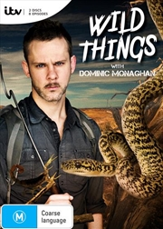 Wild Things With Dominic Monaghan | DVD