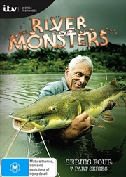 River Monsters - Season 4