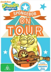 Spongebob Squarepants - Spongebob On Tour | DVD