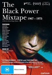 Black Power Mix Tape 1967-1975, The | DVD