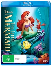 Little Mermaid, The | Blu-ray