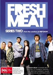 Fresh Meat - Season 2