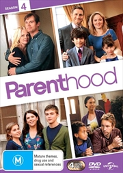 Parenthood - Season 4 | DVD