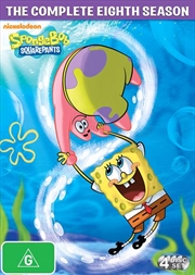 Spongebob Squarepants - Season 8 | DVD