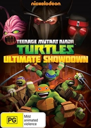 Teenage Mutant Ninja Turtles - Ultimate Showdown | DVD