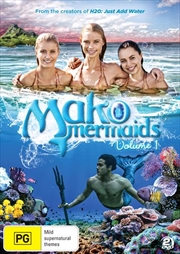 Mako Mermaids - Vol 1 | DVD