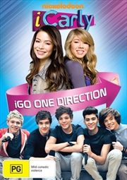 iCarly - iGo One Direction | DVD