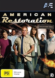 American Restoration - Collection 3 | DVD