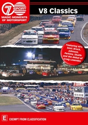 Magic Moments Of Motorsport - V8 Classics | DVD