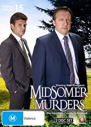 Midsomer Murders - Season 15 - Part 2 | DVD